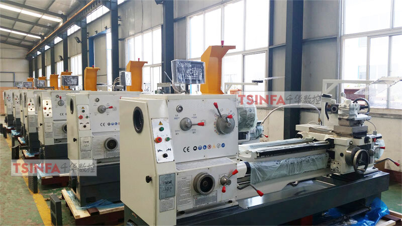 Industrial Metal Lathe Machines Lathe Machines For Sale >> Conventional Engine Manual Gap Bed Metal Lathe Machine For Sale