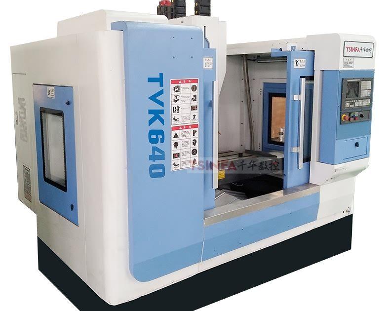 VMC 640 cnc milling machine