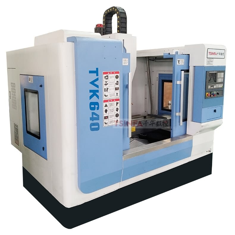 VMC 640 cnc milling machine