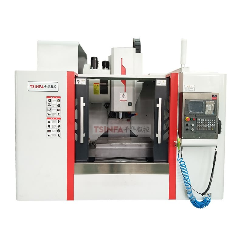 855 cnc vertical milling machine