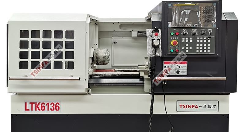 cnc lathe machine ltk6136