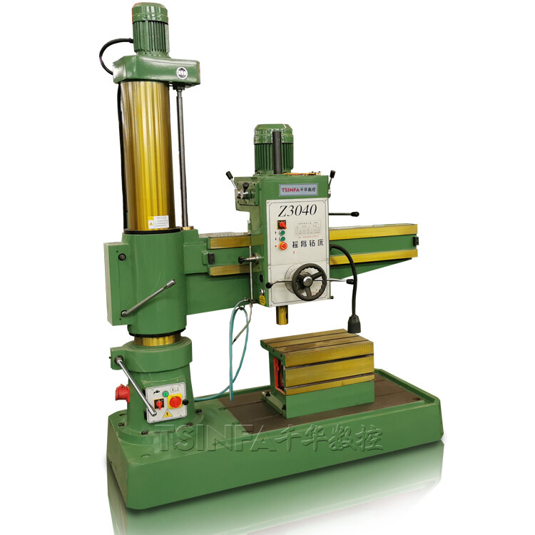 radial drilling machine z3040