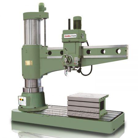 radial drilling machine z3063