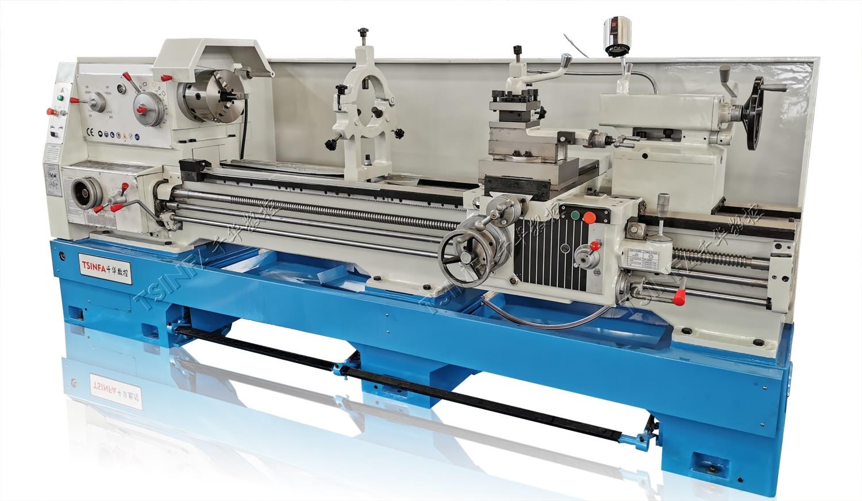 manual heavy duty lathe machine