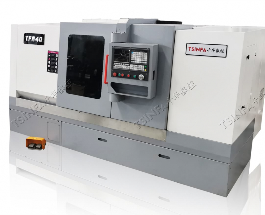 cnc turning center manufacturer