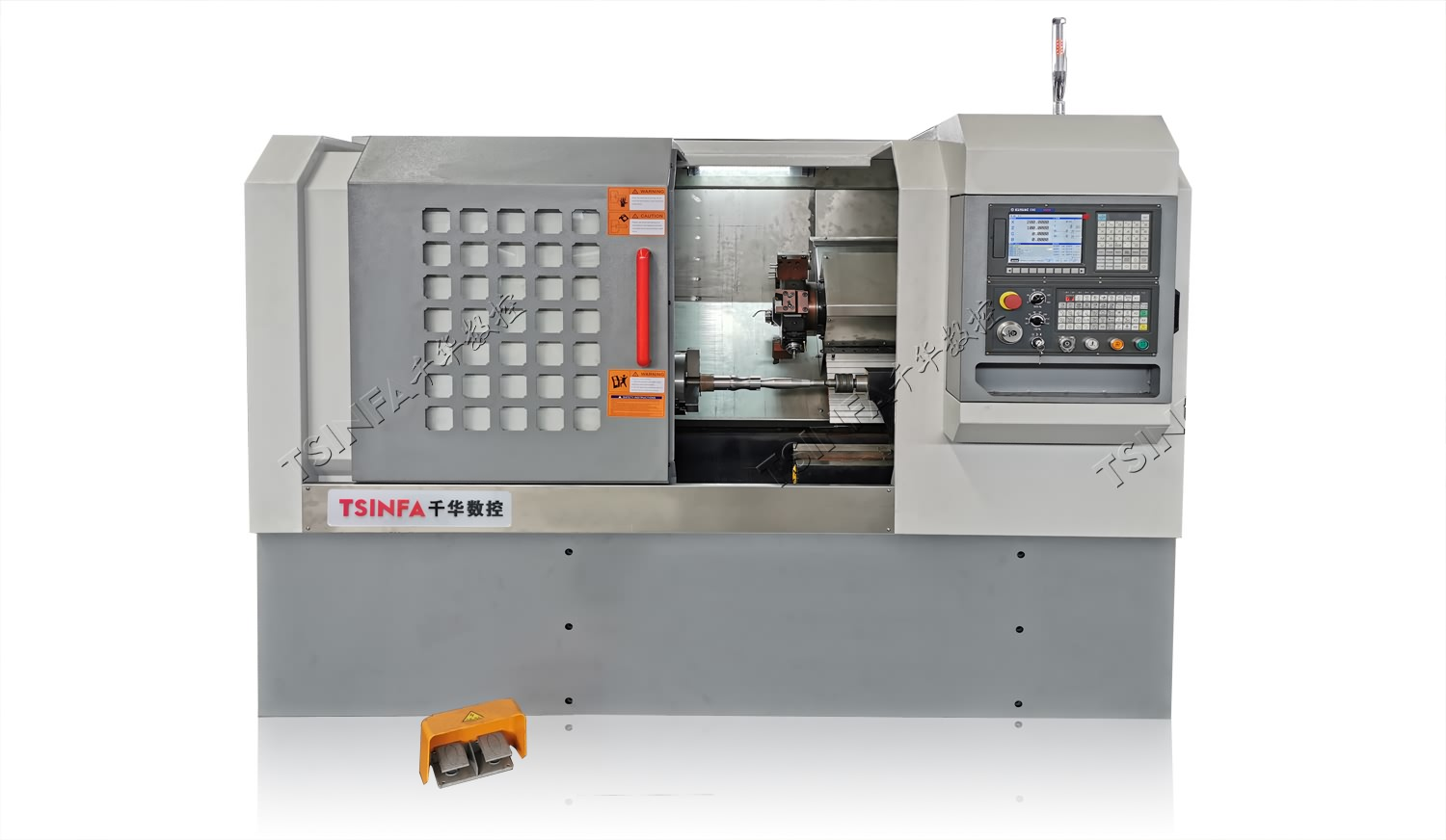 cnc truning machine