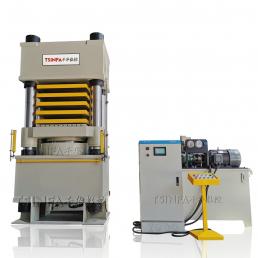 Multilayer hydraulic press machine