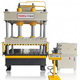 hydraulic press machine 2 cylinder