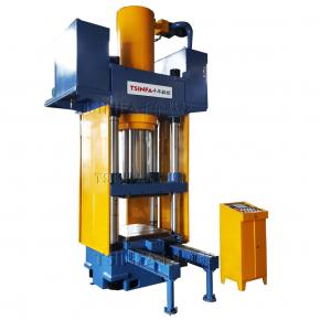 heated palte hydraulic press