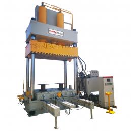 worktable mobile hydraulic press machine